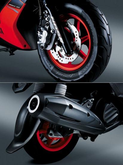 全新炫色!Yamaha GTR aero新色登場