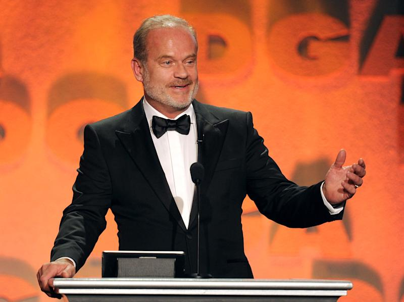 Kelsey Grammer Ready for a Fight in 'Expendables 3′