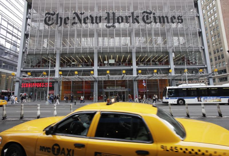 New York Times-Results