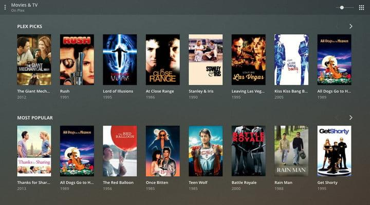Plex Free Movies and TV Shows