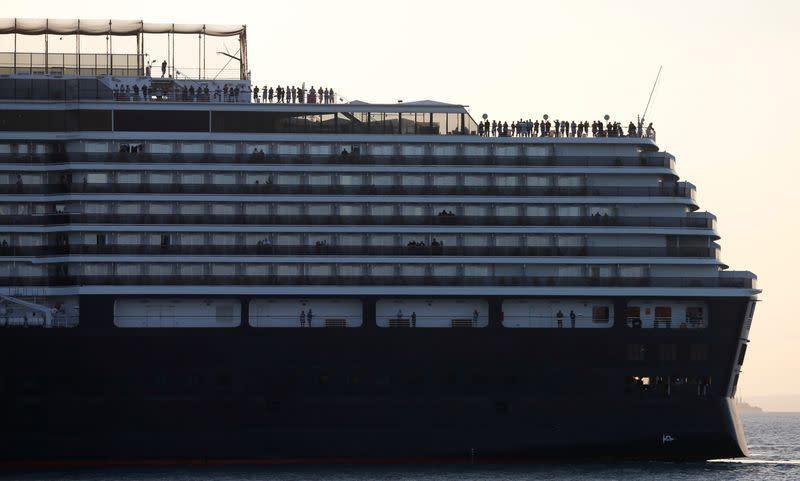 Kekhawatiran virus corona bayangi industri pelayaran