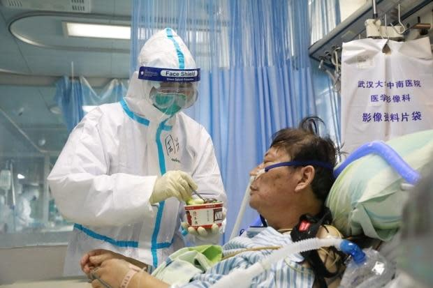 Medical supply shortage leaves groups scrambling in bid to help Chinese hospitals