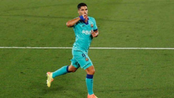 Perpisahan di Camp Nou, Curhat Suarez Bikin Nyesek