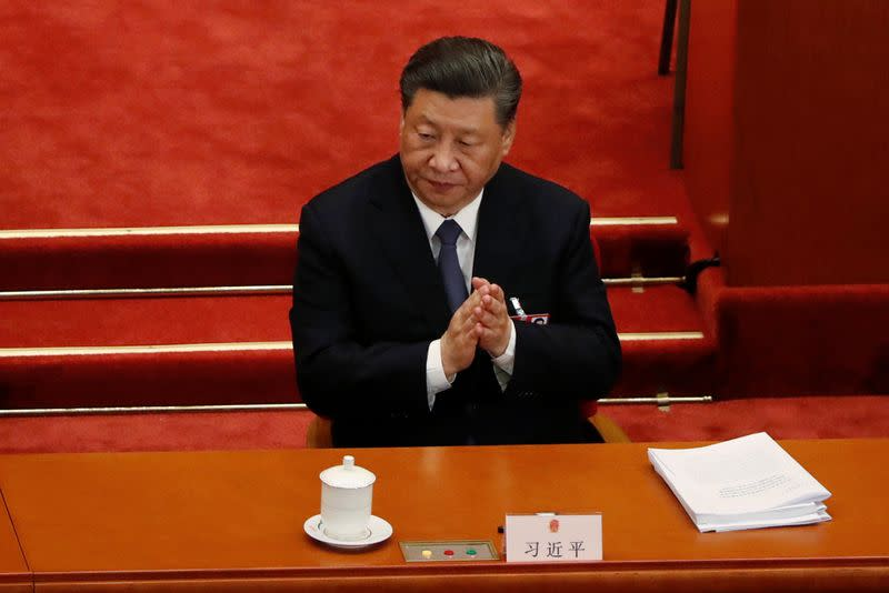Xi says China to step up efforts to fight 'splittism' in Tibet