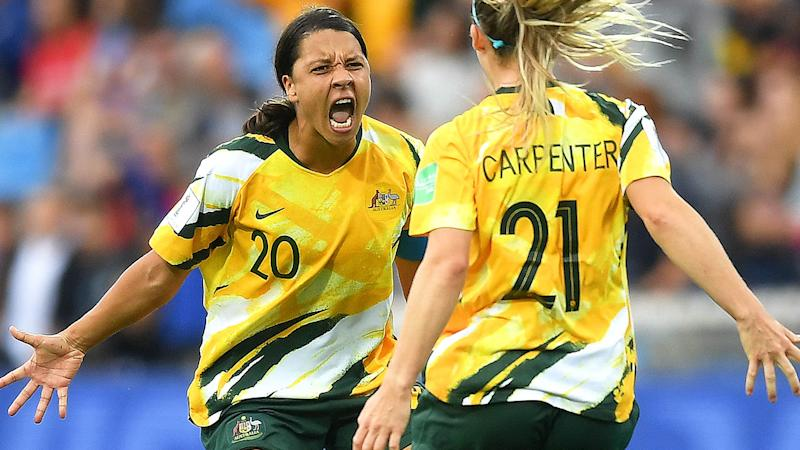 Out and proud Matildas won't cop abuse
