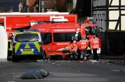 Polisi Jerman cari motif penabrak karnaval yang lukai 60 orang