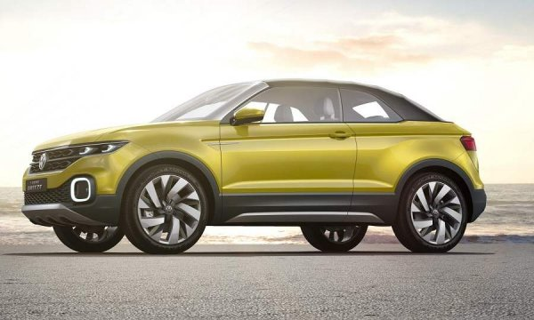 Polo也來採高蹺!全新VW Polo SUV預計將於2018年登場