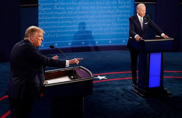 Presidential Debate Commission May Cut Candidates' Mics in Future Debates