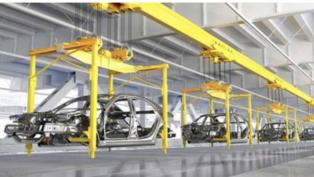 靜待晶片到位 車零件廠新能源訂單發酵