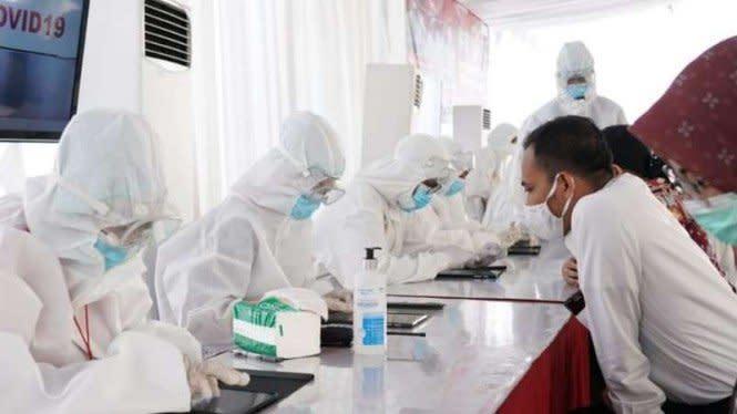 Update Corona Nasional 25 Oktober 2020:  4.545 Pasien Sembuh