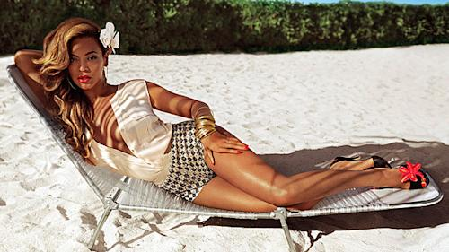 Beyonce Sizzles In Sexy H&M Ad