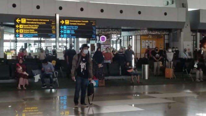Mau ke Bandara, Simak Daftar Lengkap Aturannya saat PSBB Total