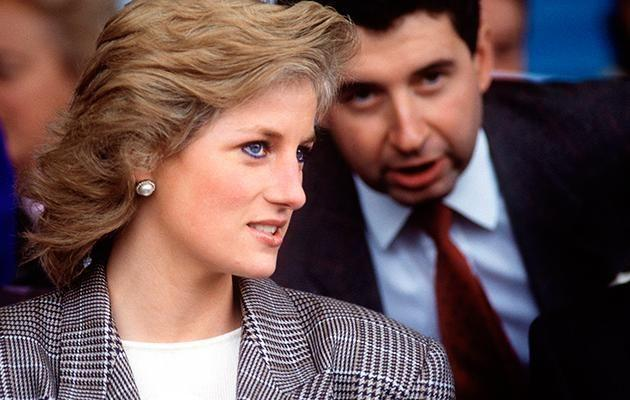 Diana's former private secretary (pictured) has revealed Diana confronted Camilla about her affair with Charles. Photo: Getty Images