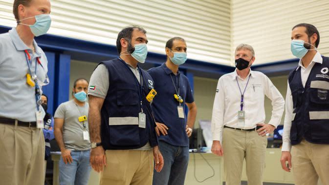 Uni Emirat Arab (UEA) telah merilis izin operasi untuk reaktor nuklir pertamanya, yang diberi nama Barakah. (Foto: Emirates Nuclear Energy Corporation)