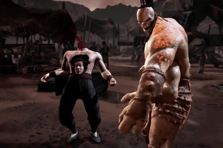 Goro – Peek-A-Boo | Best Mortal Kombat Fatalities