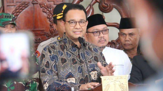 Jakarta PSBB Transisi Lagi, Anies Tambah Rumah Sakit Rujukan COVID-19