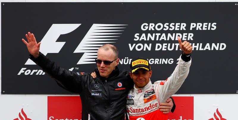 Motor racing: Roberts joins Williams F1 from McLaren as managing director