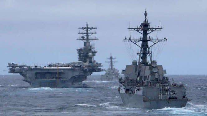 Militer Amerika Keluarkan Ultimatum Berbahaya di Teluk Persia