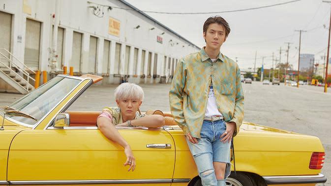 EXO-SC (Kpop Profile)