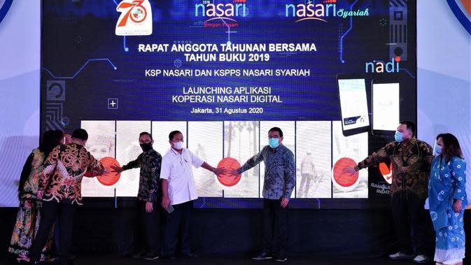 Nadi, Aplikasi Koperasi Digital Pertama di Indonesia
