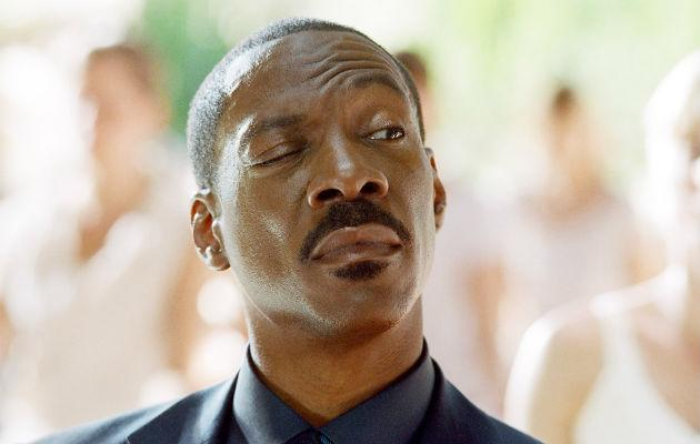 Eddie Murphy named the 'most overpaid actor'