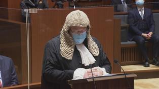 戴啟思:對法官無理抨擊如毒藥 律政司有責任跟進