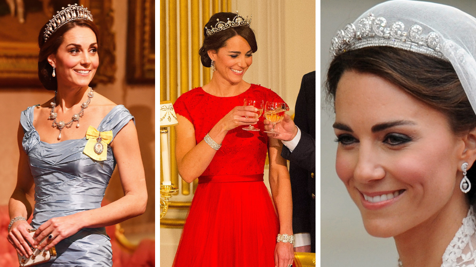 <p>All of the Duchess of Cambridge's best princess looks. </p>
