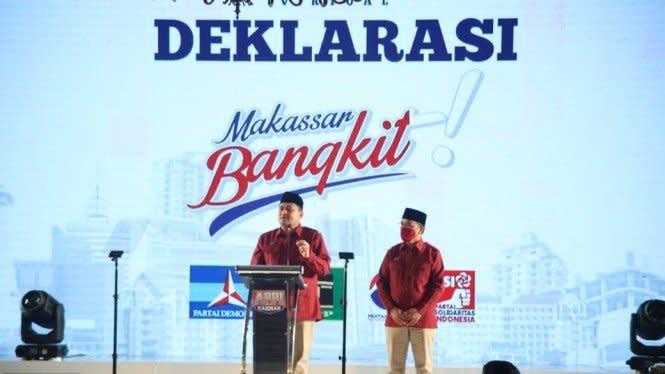 Deklarasi Digelar, CEO PSM Makassar Resmi Jadi Bakal Calon Wali Kota