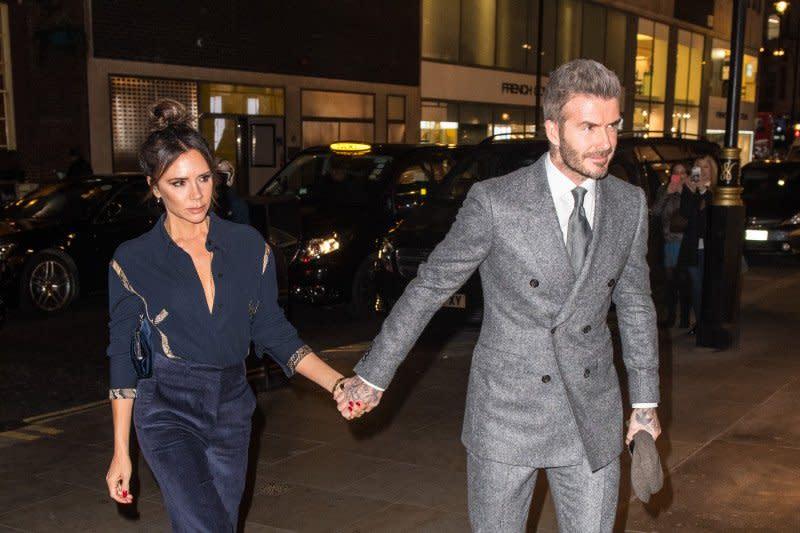 Usai pesta di LA, David dan Victoria Beckham terinfeksi COVID-19