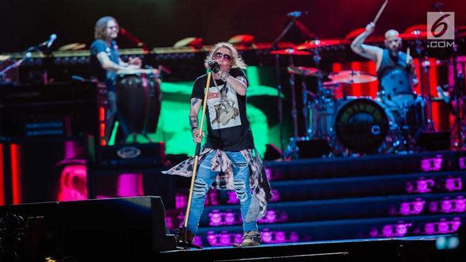 Lirik Lagu Paradise City - Guns 'N Roses