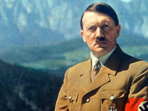 希特勒圖像