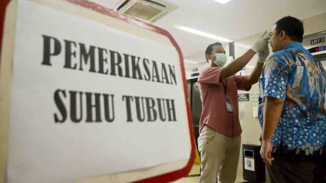 Pemeriksaan Suhu Tubuh Ternyata Tidak Efektif Deteksi COVID-19