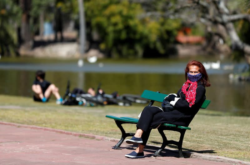 'Everything is uncertain': Coronavirus rages in Argentina, cases top 700,000