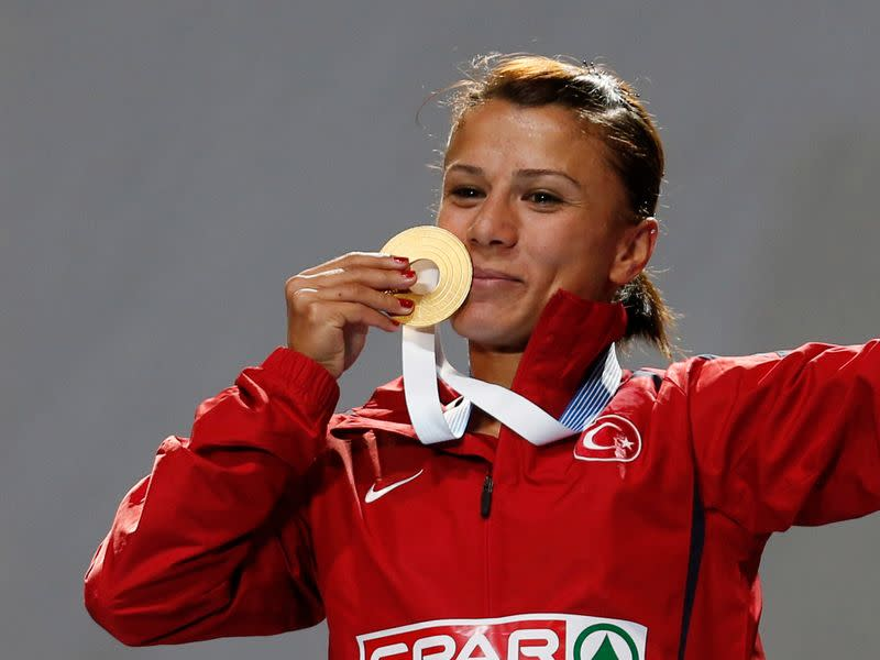 Turkey's Mingir gets two-year ban for doping violation