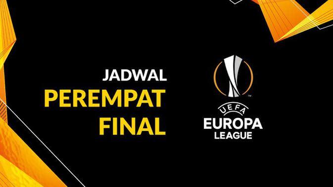 MOTION GRAFIS: Jadwal Perempat Final Liga Europa, Manchester United Berpotensi Lawan Istanbul Baseksehir