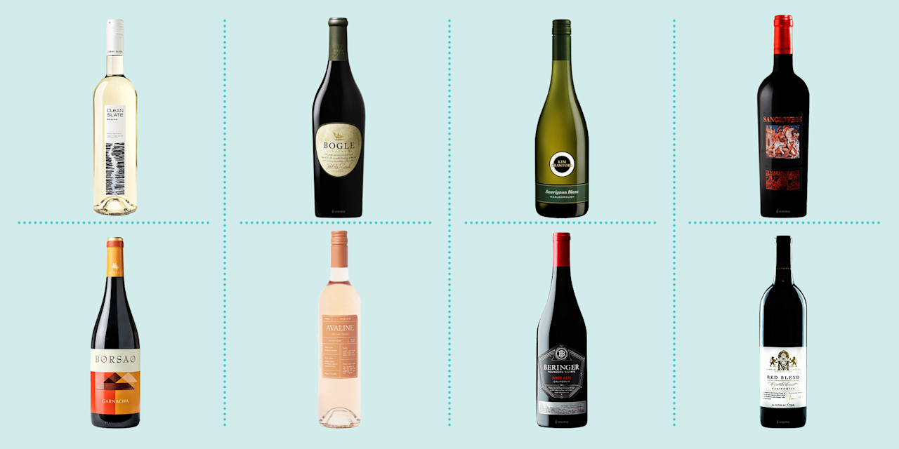 """<p>A <a href=""""https://www.goodhousekeeping.com/holidays/christmas-ideas/g29430986/best-christmas-wines-to-serve/"""" target=""""_blank"""">good bottle of wine</a> doesn't always come with a big price tag. In fact, our editors and the experts in the <a href=""""https://www.goodhousekeeping.com/institute/about-the-institute/a19748212/good-housekeeping-institute-product-reviews/"""" target=""""_blank"""">Good Housekeeping Test Kitchen</a> have a <em>long</em> list of great wine brands that are cheap in price, but never in taste. And trust us when we say we've got an inexpensive bottle for every wine lover out there. We're talking delicious red, white, <a href=""""https://www.goodhousekeeping.com/food-products/g32266782/best-rose-wine-brands/"""" target=""""_blank"""">rosé</a>, and sparkling wines that cost no more than $20. But if we're being really honest, most of the brands we selected are under $15. We've even thrown in some top picks under $10 because we truly believe good wine can fit any budget. </p><p>So the next time you're looking for a great bottle at a great price point, don't forget this list of the <strong>best cheap wine brands</strong> on the market. </p>"""
