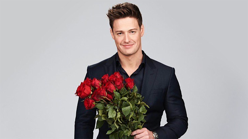 2019 Bachelor star Matt Agnew is spoilt for choice this season as he looks for love. Photo: Channel Ten