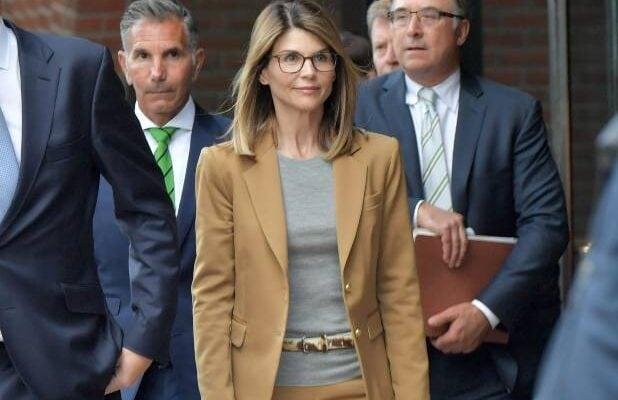 Lori Loughlin Gets 2-Month Prison Sentence in College Admissions Case