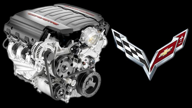 2014 Chevrolet Corvette gets all-new 450-hp V-8 for traditional grunt