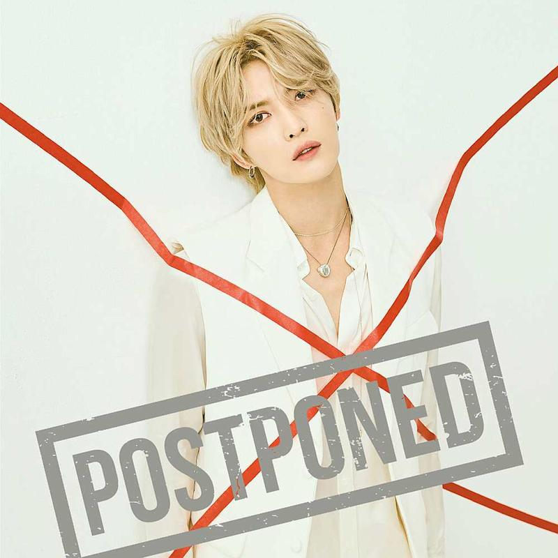 Kim Jae-joong, former member of legendary K-pop boyband DBSK, won't be travelling to Malaysia anytime soon. — Picture courtesy of iMe Malaysia