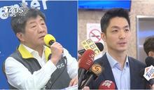 TVBS民調/北市長選舉 蔣萬安領先陳時中13%