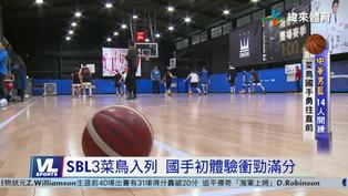 中華男籃14人開訓 春節赴卡達拚亞洲盃