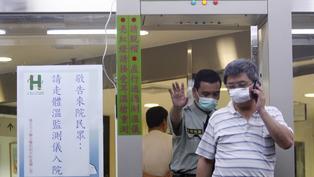 指揮中心有條件開放全國醫院慢性病房探病