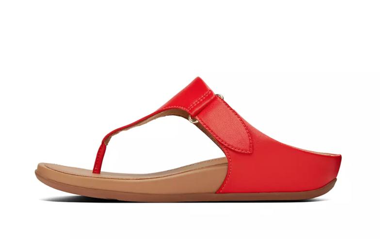 Vera Toe-Post Sandals. Image via Fitflop.