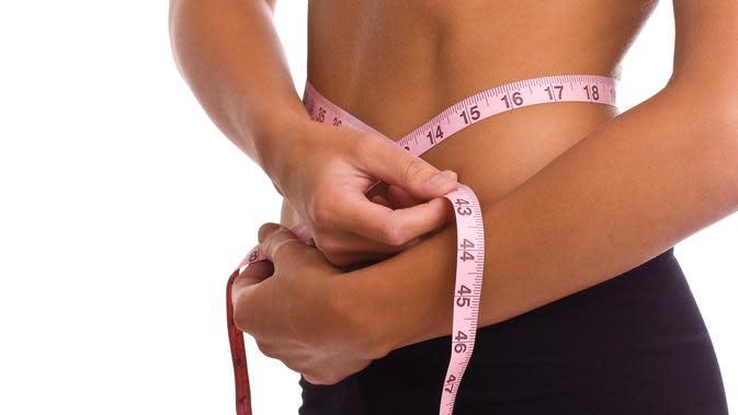 ilustrasi perut rata diet/Photo by Bill Oxford on Unsplash