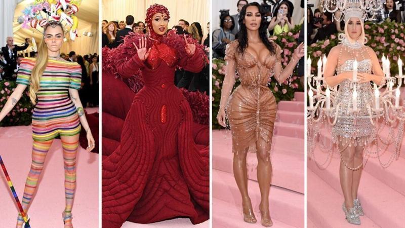 Met Gala 2019 most bizarre fashion