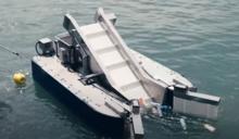 海洋掃地機器人還小魚乾淨的家 台灣科學家無償研發募資中