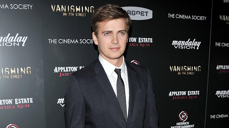 Hayden Christensen to Star in 'Inner Circle' (EXCLUSIVE)