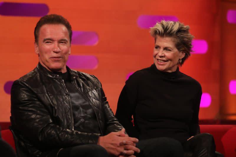 Arnold Schwarzenegger praises son-in-law Chris Pratt