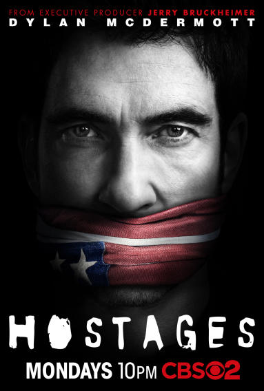 """Hostages"" Season 1 Comic-Con Poster"